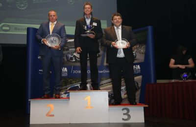 20181107 1426 func 25 prize giving 03 11 2018 FIA European Hill-Climb Championship