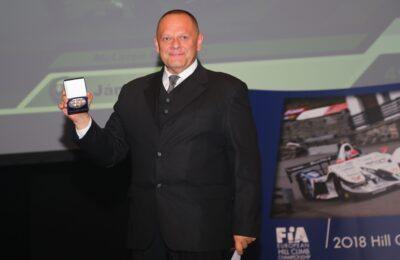 20181107 1426 func 32 prize giving 03 11 2018 FIA European Hill-Climb Championship