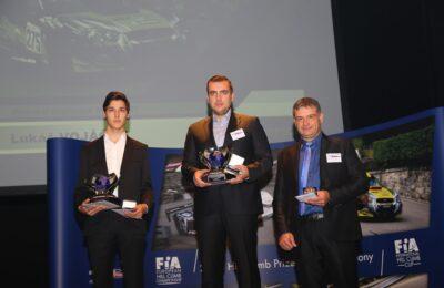 20181107 1426 func 33 prize giving 03 11 2018 FIA European Hill-Climb Championship