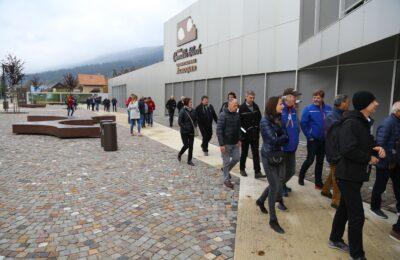 20181107 1426 func 9 visit camille bloch FIA European Hill-Climb Championship