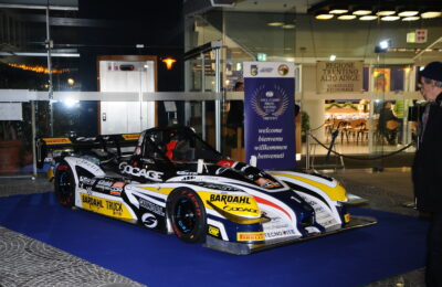 VEN 7277 FIA European Hill-Climb Championship