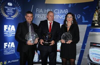VEN 7365 FIA European Hill-Climb Championship