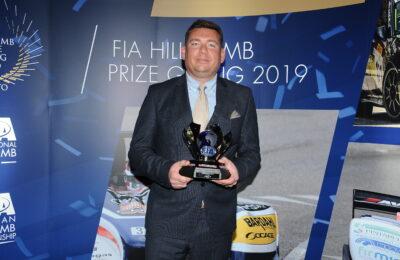 VEN 7401 FIA European Hill-Climb Championship