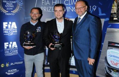VEN 7452 FIA European Hill-Climb Championship