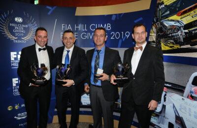 VEN 7507 FIA European Hill-Climb Championship