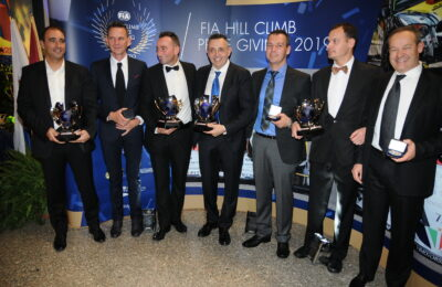 VEN 7511 FIA European Hill-Climb Championship