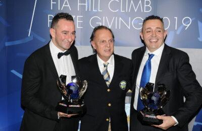VEN 7558 FIA European Hill-Climb Championship