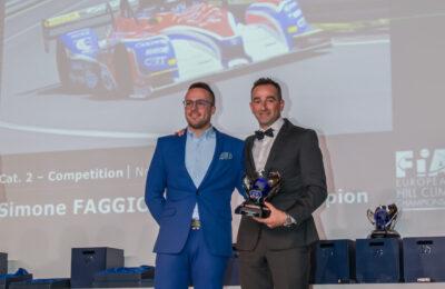 20180222 1659 Bormolini und Faggioli 1 FIA European Hill-Climb Championship