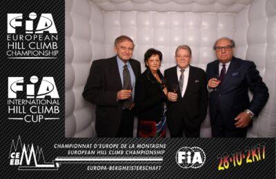 20180222 1705 Fotobox FIA European Hill-Climb Championship